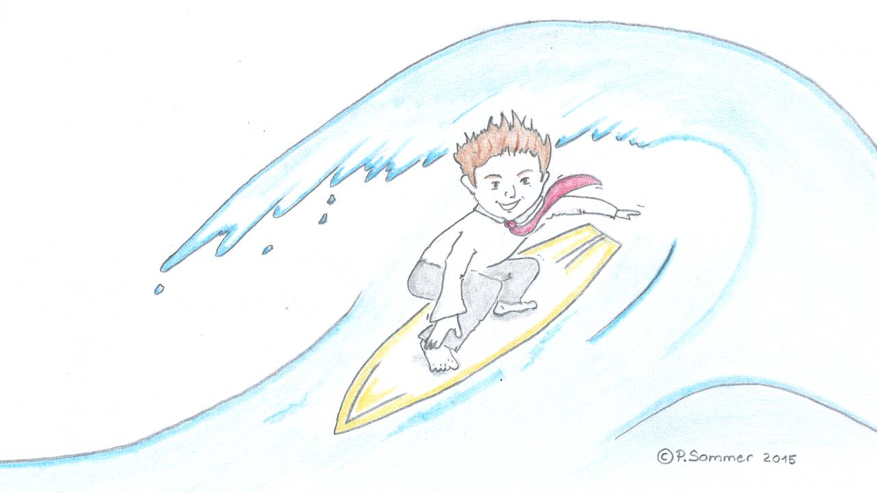VUKA Surfing – Surfen Sie auf den Wellen einer turbulenten Welt