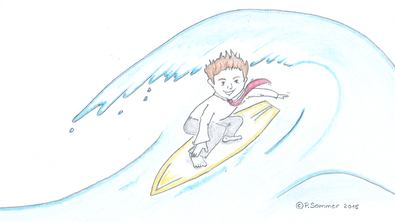 VUKA-Surfing